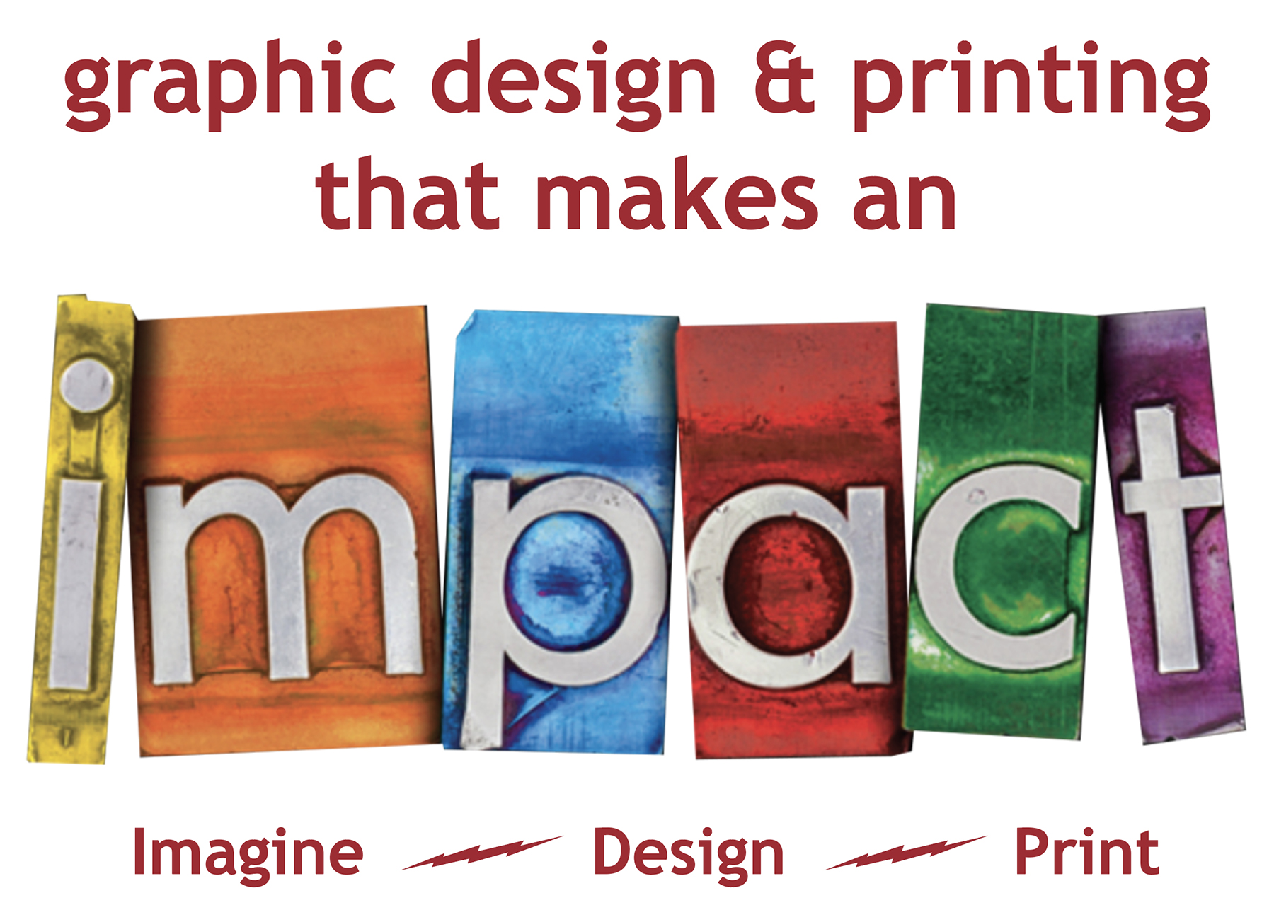 graphic design that make an IMPACT