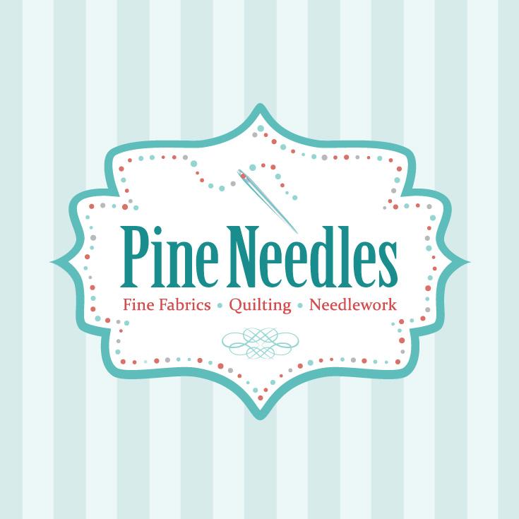 Pine Needles Logo